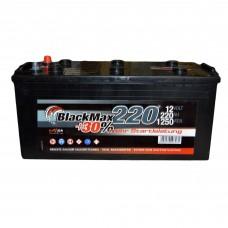 Аккумулятор BlackMax 6СТ-220Ah Аз BТ5079 (1250EN)