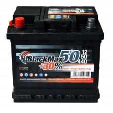 Аккумулятор BlackMax 6СТ-50Ah Аз B3003 (440EN)