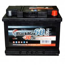 Аккумулятор BlackMax 6СТ-60Ah АзЕ B4005 (520EN)