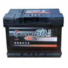Аккумулятор BlackMax 6СТ-60 АзЕ B4004 (540EN)