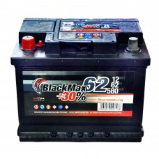 Аккумулятор BlackMax 6СТ-62Ah Аз B5006 (580EN)