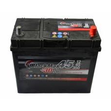 Аккумулятор BlackMax 6СТ-45 АзЕ Asia ТК B4020 (350EN)