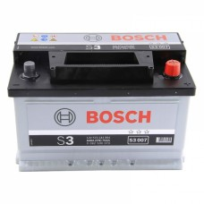 Аккумулятор BOSCH S3 6СТ-70Ah H Аз (S3007) (640EN)