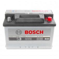 Аккумулятор BOSCH S3 6СТ-70Ah АзЕ (S3008) (640EN)