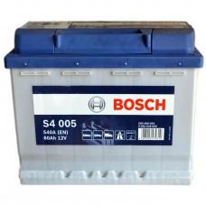 Аккумулятор BOSCH S4 6СТ-60Ah АзЕ (S4005) (540EN)