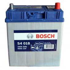 Аккумулятор BOSCH S4 6СТ-40Ah АзЕ (S4018) АЗИЯ TK (330EN)