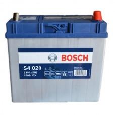 Аккумулятор BOSCH S4 6СТ-45Ah АЗИЯ АзЕ (S4020) ТК (330EN)