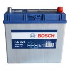 Аккумулятор BOSCH S4 6СТ-45Ah АзЕ (S4021) АЗИЯ (330EN)