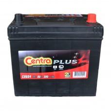 Аккумулятор Centra Asia 6СТ-60 АзЕ Plus (CB604) (390EN)