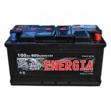 Аккумулятор ENERGIA 6СТ-100 АзЕ (800EN)