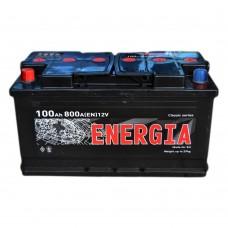 Аккумулятор ENERGIA 6СТ-100 Аз, (800EN)