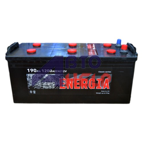 Аккумулятор ENERGIA 6СТ-190 Аз (1200EN)
