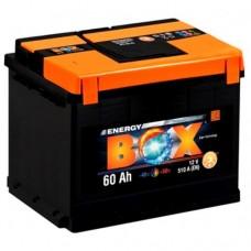 Аккумулятор Energy BOX 6СТ-60 Аз (510EN)