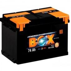 Аккумулятор Energy BOX 74Ah Аз (720EN)