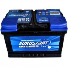Аккумулятор EUROSTART 6СТ-85 АзЕ (850EN)