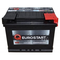 Автомобильный аккумулятор EUROSTART 6СТ-60Ah АзЕ 550A (EN) 560059055
