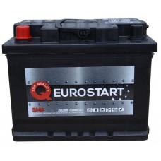 Автомобильный аккумулятор EUROSTART 6СТ-60Ah Аз 550A (EN) 560065055