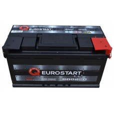 Автомобильный аккумулятор EUROSTART 6СТ-100Ah АзЕ 850A (EN) 600027085