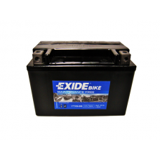 Аккумулятор мото EXIDE 8Ah YTX9-BS (120EN)