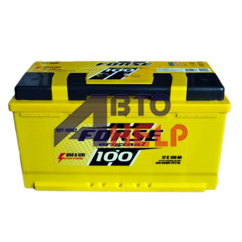 Аккумулятор FORSE 6СТ-100 АзЕ (850EN)