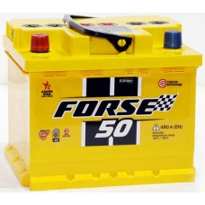 Аккумулятор Forse 6СТ-50 Аз (480EN)