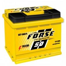 Аккумулятор Forse 6СТ-50 АзЕ Н (510EN)