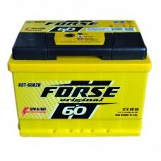 Аккумулятор FORSE 6СТ-60Ah Аз (570EN)