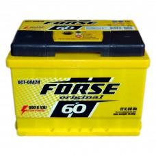 Аккумулятор FORSE 6СТ-60 Аз (600EN)