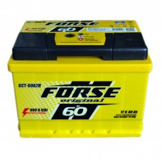 Аккумулятор FORSE 6СТ-60 АзЕ (600EN)