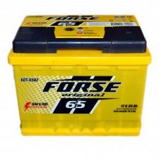 Аккумулятор FORSE 6СТ-65 Аз (640EN)
