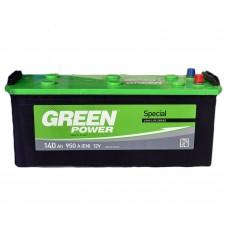 Аккумулятор GREEN POWER 6СТ-140 Аз (950EN)