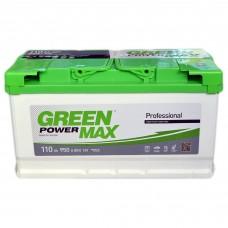 Аккумулятор GREEN POWER 6СТ-110 АзЕ MAX (950EN)