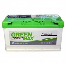 Аккумулятор GREEN POWER 6СТ-95 АзЕ MAX (850EN)