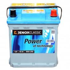 Аккумулятор Jenox 6СТ-45 АзЕ Classic (R040560AC), (360EN)