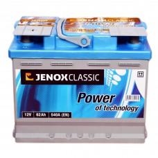 Аккумулятор JENOX 6СТ-62 Аз Classic (R062615AC), (540EN)