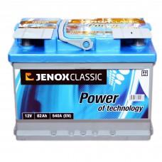 Аккумулятор Jenox 6СТ-62 АзЕ Classic (R062614AC), (540EN)