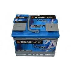 Аккумулятор Jenox 6СТ-65 АзЕ Classic (R062614AC1), (570EN)