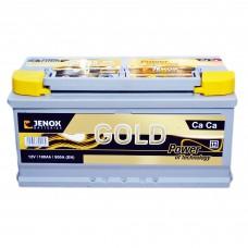 Аккумулятор JENOX 6СТ-100 АзЕ Gold (R100626ZN), (900EN)