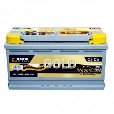 Аккумулятор JENOX 6СТ-110 АзЕ Gold (R105636ZN), (950EN)