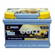 Аккумулятор JENOX 6СТ-60 АзЕ Gold (600EN)