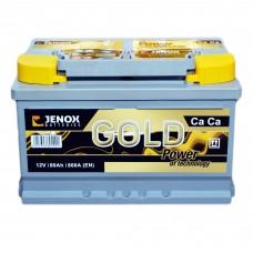 Аккумулятор JENOX 6СТ-80 АзЕ Gold (R077624ZN), (800EN)