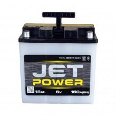 Аккумулятор мото JET POWER 3СТ-18Ah АзЕ (160EN)