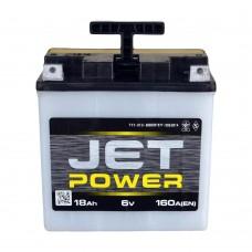 Аккумулятор мото JET POWER 3СТ-18Ah АзЕ (160EN) (клема под болт)