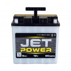 Аккумулятор мото JET POWER 12СТ-9Ah АзЕ (80EN)