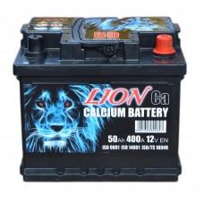 Аккумулятор LION 6СТ-50 АзЕ (R045620KN) (400EN)