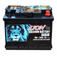 Аккумулятор LION 6СТ-60Ah АзЕ (R055614KN) (520EN)