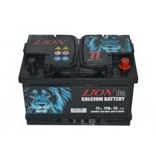 Аккумулятор Lion 6СТ-77 АзЕ Н (R074616KN1), (720EN)