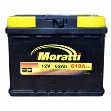 Аккумулятор Moratti TAB 6СТ-62 АзЕ (610EN)