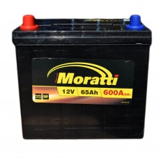 Аккумулятор Moratti TAB 6СТ-65 Аз Asia (600EN)