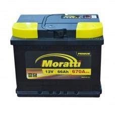 Аккумулятор Moratti TAB 6СТ-66 АзЕ (670EN)